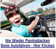 Panikattacken beim Autofahren